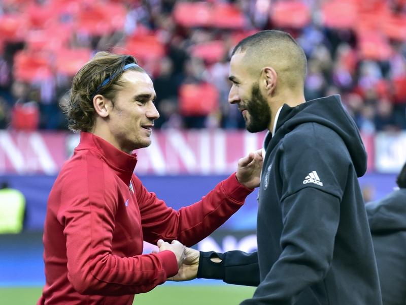 Atletico Madrid - Real Madrid, Antoine Griezmann - Karim Benzema : deux styles différents, un but en commun