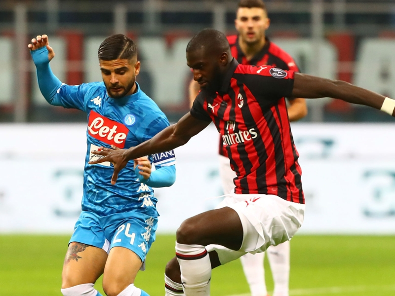Gattuso keen on permanent switch for Bakayoko