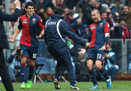 Genoa 1-0 Milan: Milan falls