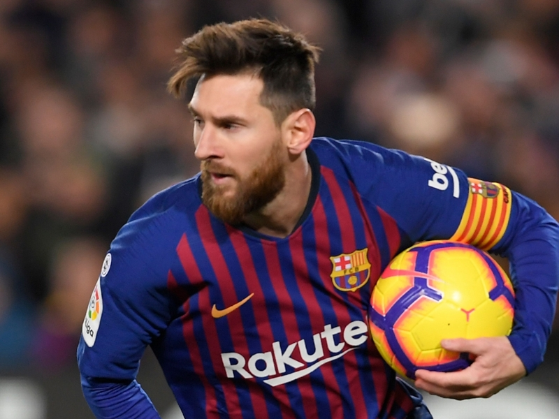 Barcelona must prepare for Messi retirement, says Bartomeu