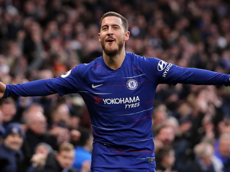 Chelsea, direction le Real Madrid pour Eden Hazard ?