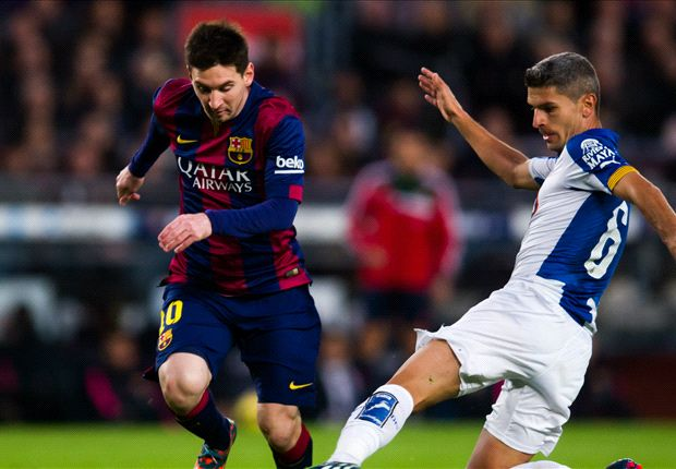 Barcelona 5-1 Espanyol: Another Messi milestone in demolition derby