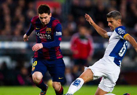 Match Report: Barcelona 5-1 Espanyol