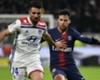 Leo Dubois Juan Bernat Lyon PSG Ligue 1 03022019