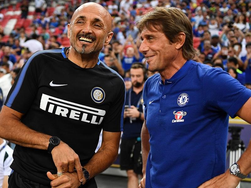Serie A - L'Inter Milan dément vouloir remplacer Luciano Spalletti par Antonio Conte