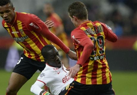 REVIEW Ligue 1 Prancis: Gol Telat Adamo Coulibaly Batalkan Kemenangan Lille