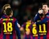 Alba, Neymar et Busquets sous pression avant le Clasico