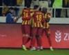 Yeni Malatyaspor, tur avantajını kaptı: 1-0