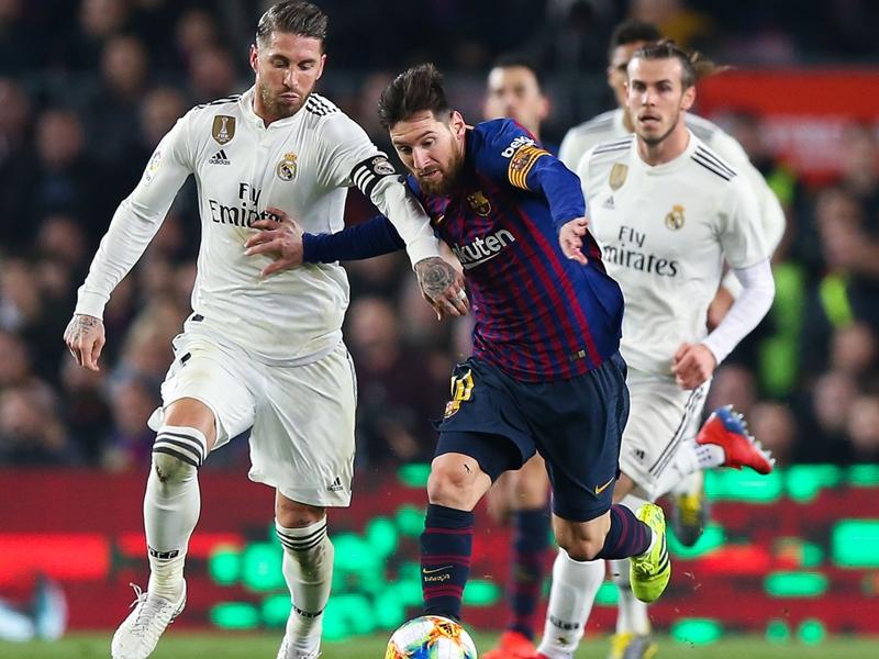 'He had discomfort' – Valverde explains Messi Clasico role