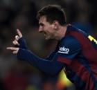 Messi-show: il derby è tutto blaugrana