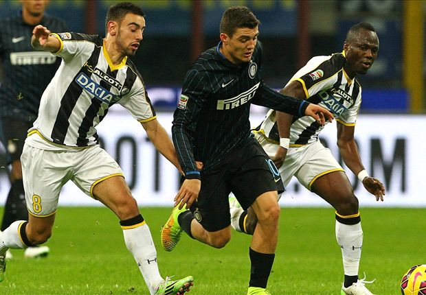 Inter 1-2 Udinese: Bianconeri fightback leaves hosts in San Siro slump