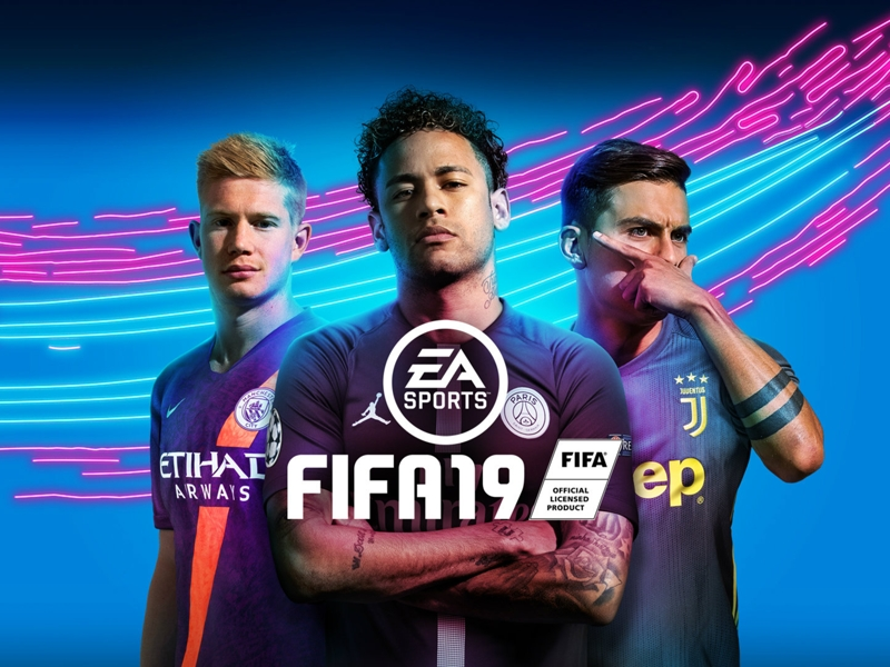 EA release new cover & Champions League items for FIFA 19 gamers
