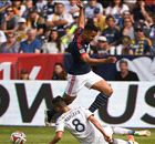 ARNOLD: Galaxy shut down potent New England attack