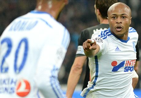 Everton to swoop for Andre Ayew