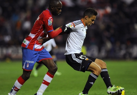 Laporan: Granada 1-1 Valencia