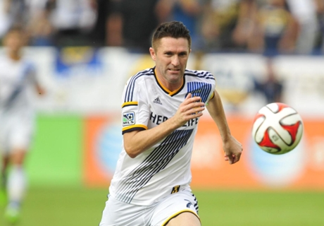 Galaxy 2-1 Revs: Keane wins the Cup