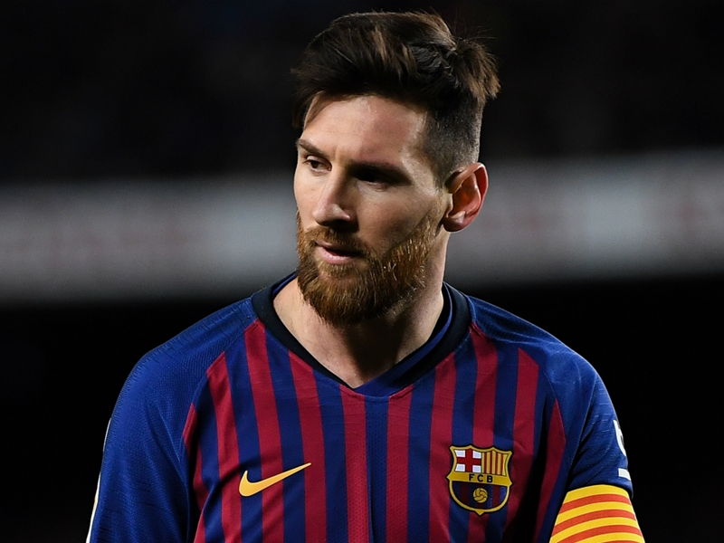 Messi will face Athletic if he is ready, says Valverde