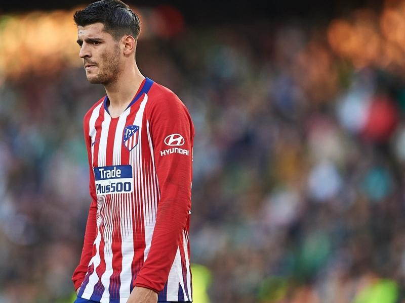 """Alvaro Morata : """"J'ai promis à Diego Simeone il y a trois ans et demi de venir à l'Atletico Madrid"""""""