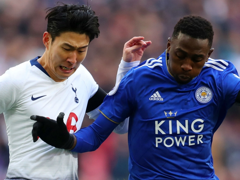 12d0b65b06a8 The Foxes last won a game in New Year's Day and the Nigeria international  has charged his side to work harder for a change in fortune