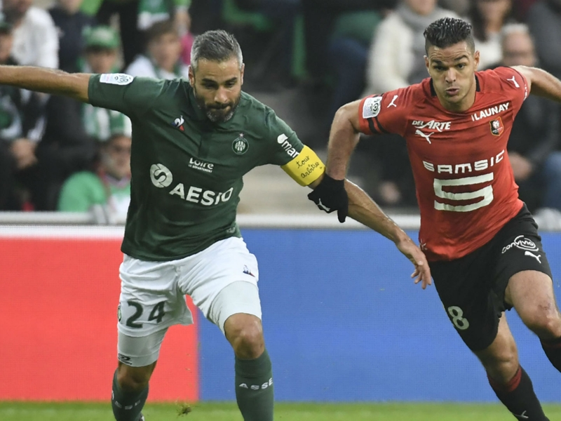 Rennes-Saint-Etienne (3-0) : Rennes s'offre un récital, mais perd Siebatcheu et Bourigeaud sur blessures