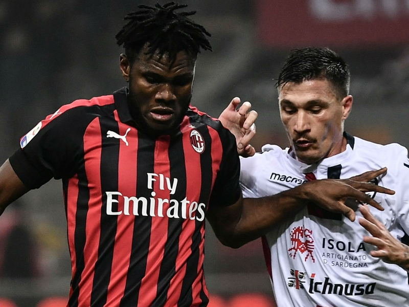AC Milan's Franck Kessie responds to interests from Chelsea and Tottenham