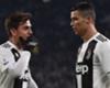 Juventus forwards Paulo Dybala and Cristiano Ronaldo