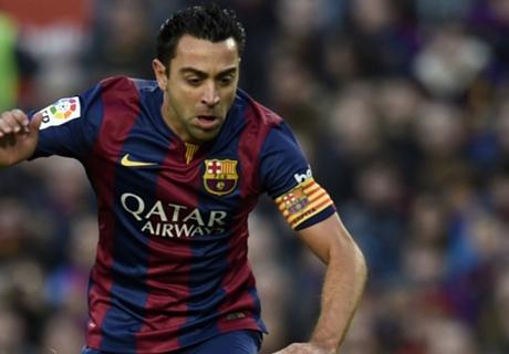 Xavi will es machen wie Guardiola
