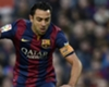 Xavi: Draw a step back for Barca