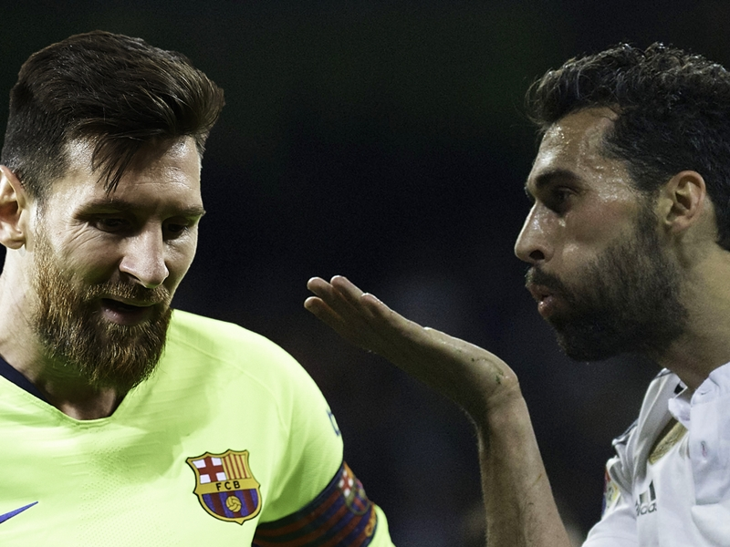 Arbeloa 'counting the days' for Messi to retire & says he'll never be able to enjoy him as a player