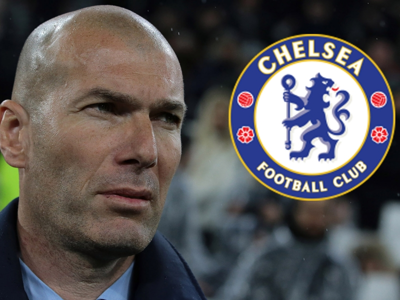 'Warrior Zidane would be a great appointment for Chelsea' - Fellow World Cup winner sees Sarri moving on