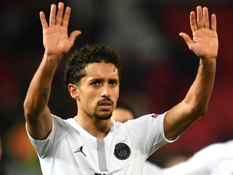 French Connection: He can do it all - Marquinhos to lead PSG in new role at le Classique
