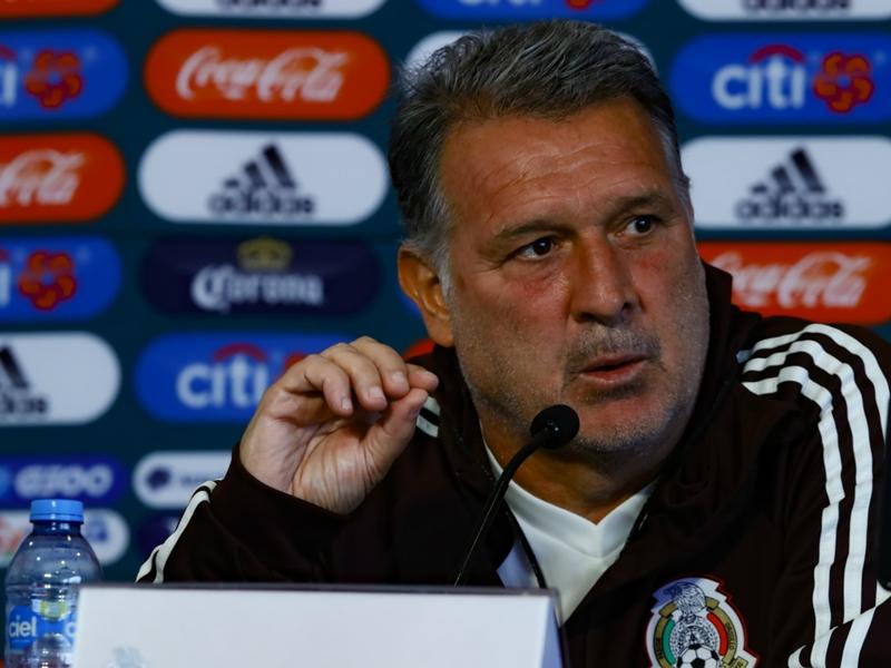 Martino: No problem calling up MLS or Liga MX based players