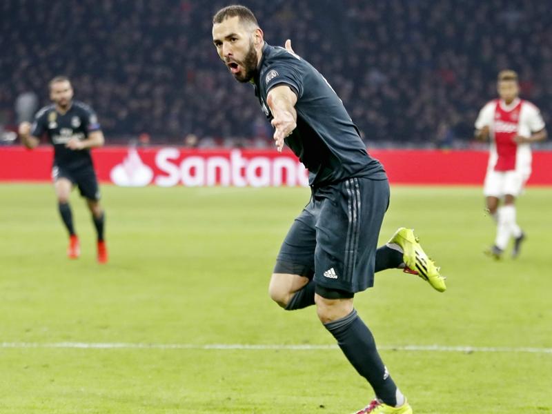 "Real Madrid, Benzema : ""Je n'ai pas fait un grand match"""