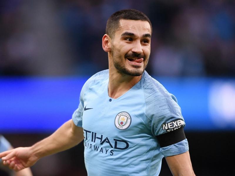 """Premier League - Gundogan """"très heureux"""" à Man City, mais évasif sur son avenir"""