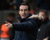 Unai Emery: Önceliğimiz Premier Lig