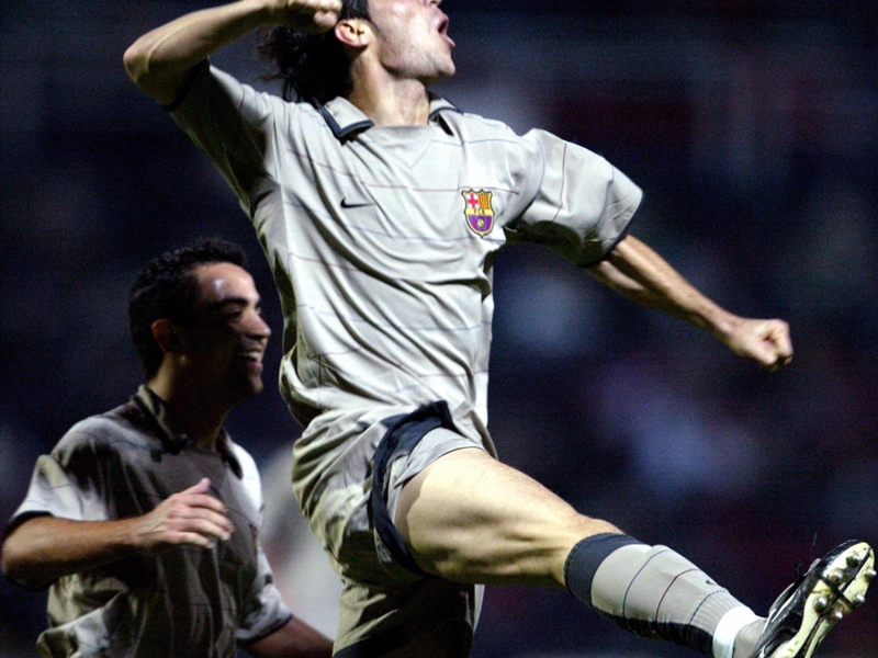 'He used to surprise me everyday' - Luis García discusses Ronaldinho, Messi and more