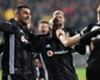 Beşiktaş seriye bağladı: 1-2