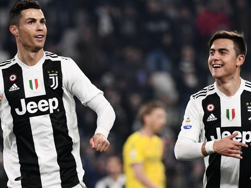 Juventus-Frosinone (3-0) : Les Bianconeri poursuivent leur sans faute en Serie A