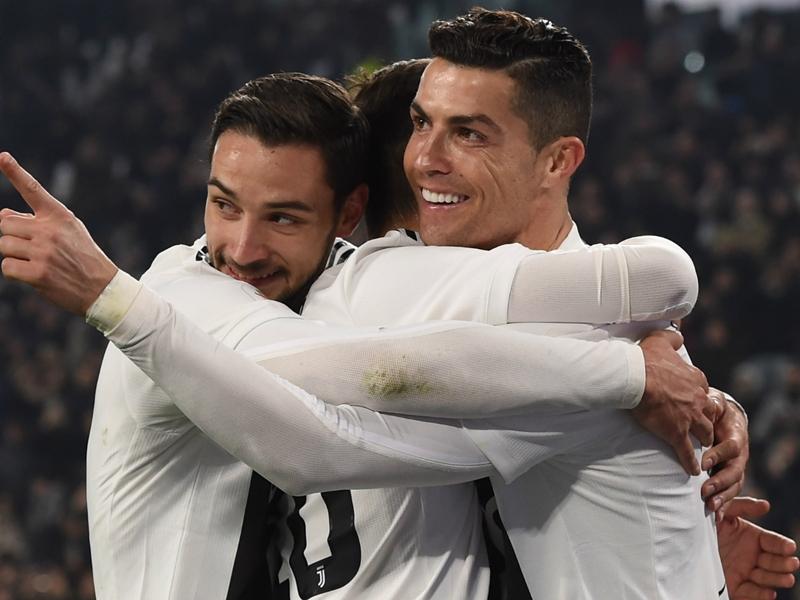 Juventus 3 Frosinone 0: Ronaldo rounds off routine romp