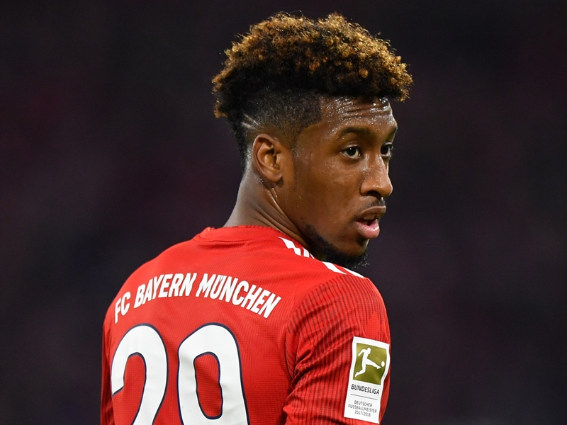 Alaba and Coman fit for Bayern ahead of second leg against Liverpool