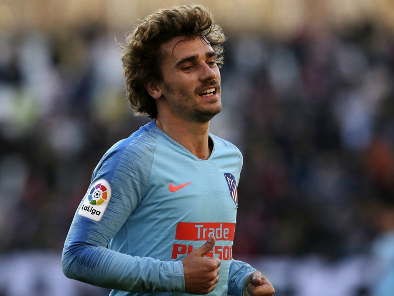 'You have to ask him' - Pique not planning another Griezmann documentary amid Barcelona speculation