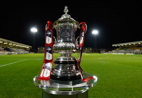 IN FULL: The FA Cup fifth round draw