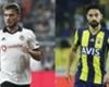 Beşiktaş - Fenerbahçe maçında forma giyemeyecek oyuncular