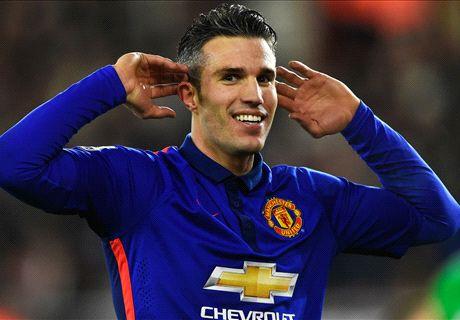 El United ganó y es tercero