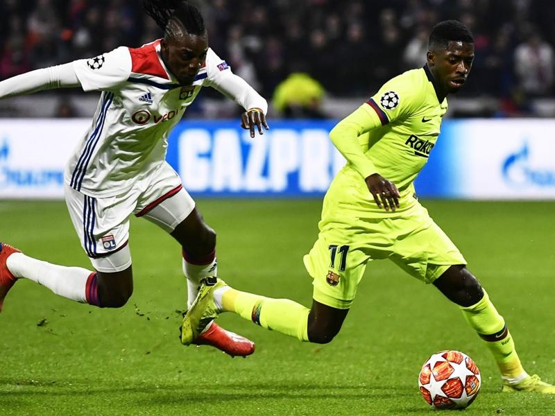 Barcelone-Lyon   streaming, chaîne TV, compos, horaire : toutes les infos pratiques du 8e de finale retour de Ligue des champions