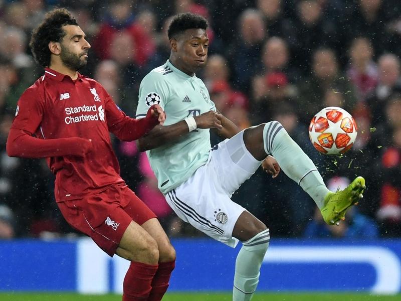 Liverpool-Bayern Munich (0-0) : Les Reds et les Bavarois ne se départagent pas
