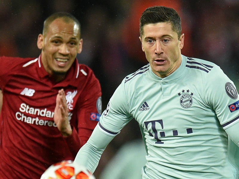 Liverpool should fear resurgent Bayern Munich, says Hamman