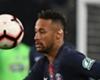 Paris Saint-Germain forward Neymar