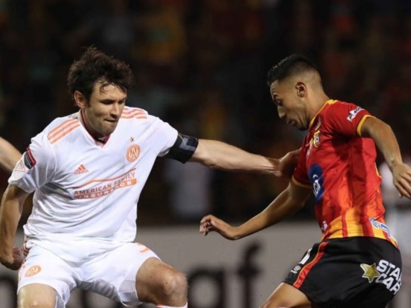 Atlanta United falls flat in CCL debut as MLS has mixed first-leg results