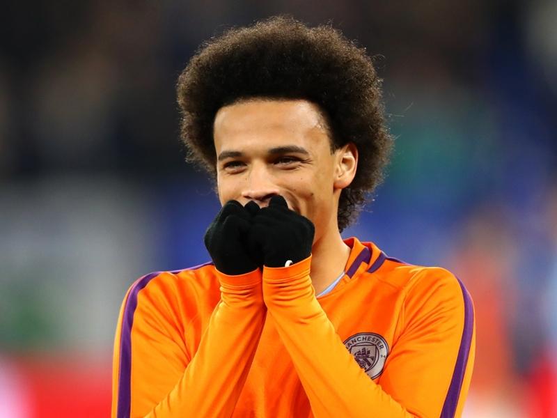 """Manchester City, Pep Guardiola : """"Leroy Sané est le meilleur ailier du monde"""""""